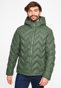 "Herren Winterjacke aus recycled Polyester ""Interlink Boys RC"" - derbe"