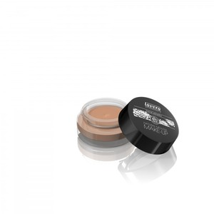 Natural Mousse Make-up - Almond 03 - Lavera