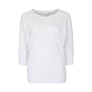 SHIRLEY - Damen - lockeres 3/4 Shirt für Yoga und Freizeit aus Biobaumwolle - Jaya