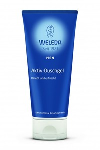Men Aktiv Duschgel - Weleda