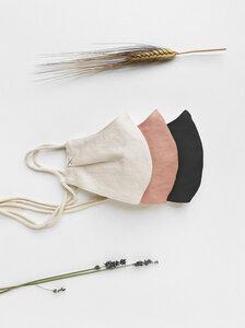 Horizon nachhaltige Mund-Nase-Maske (3er-Pack) - Fifth Origins