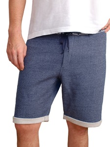 BAJA Terry Shorts - blau - woodlike