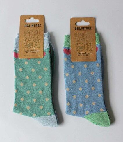 Qualität und Quantität zugesichert strukturelle Behinderungen heiß-verkaufende Mode Thought - 2er Pack Bambus Socken Pünktchen | Avocadostore