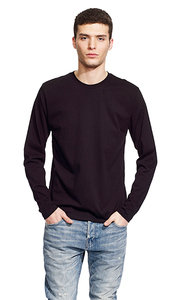 Men's Organic Longsleeve - Continental Clothing
