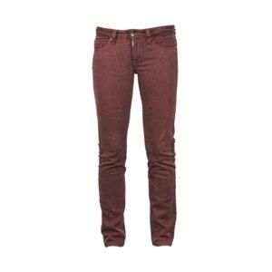 bleed Slim Jeans Ladies Oxblood - bleed