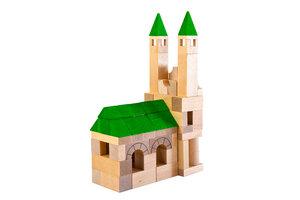 Bauklötze 63 Teile - Varis Toys
