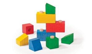 Bauklötze aus Holz - Varis Toys