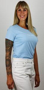 Minimalism Damen Shirt Young Diversity - Young Diversity