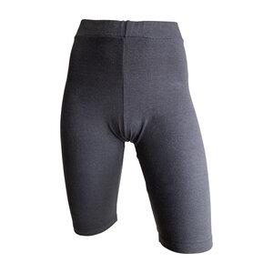 High-Waist Yoga Leggings kurz / Radlerhose aus Hanf und Bio-Baumwolle   - Erdenliebe