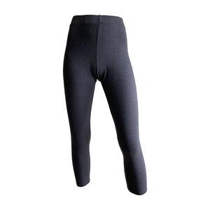 High-Waist Yoga Leggings 3/4-Länge aus Hanf und Bio-Baumwolle - Erdenliebe