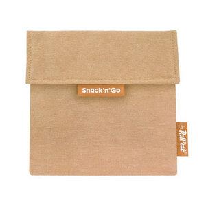 Snack'n'Go Snacktüte - die superleichte Lunchbox - Roll´eat