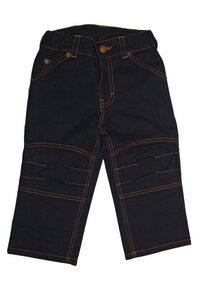 Baby Jeans dunkelblau - sense-organics