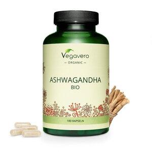 Bio Ashwagandha Kapseln - Vegavero