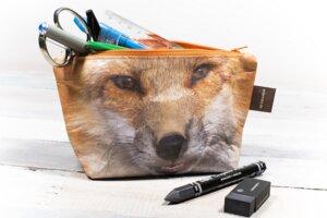 Kosmetiktasche - Der Fuchs - paprcuts