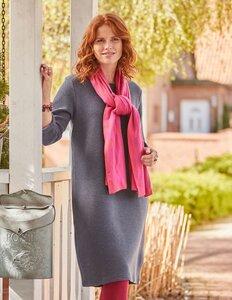 Kleid sportlich-elegant aus 100% Bio-Baumwolle (GOTS) mit Stretch - Deerberg