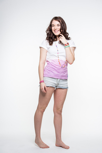 Anagram: Shirt Dip-Dye Lila - anagram