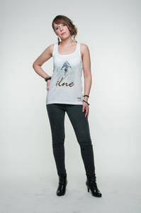 Tank Top 'ILNE' - anagram