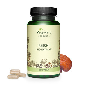 Bio Reishi Kapseln - Vegavero
