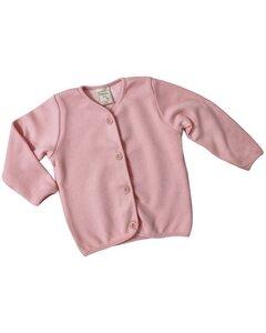 Baby Jäckchen rosa - Lana naturalwear