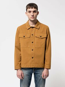 Nudie Jeans - Utility Overshirt Colin - Nudie Jeans