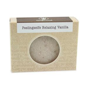 Die Peelingseife Relaxing Vanilla - Seifenreich