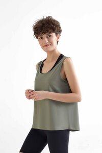 Damen Tank Top aus Bio-Baumwolle und Modal Unterhemd Top 1210 - True North