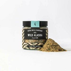 BBQ Wild Alaska Bio Grillgewürz 70g - SoulSpice