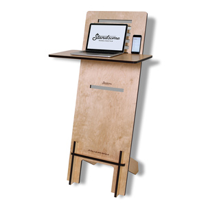 Standsome Free Crafted - Stehpult aus Holz - Standsome