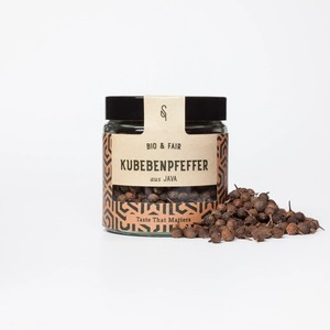 Bio Kubebenpfeffer 50g - SoulSpice
