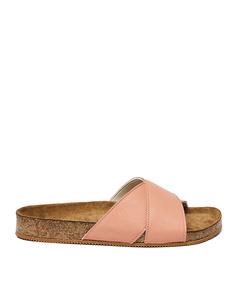 Cross Slide #clota, lässiger Slipper mit weichem Fußbett - NINE TO FIVE