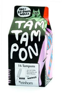 Einhorn Tamtampon normalo - Einhorn