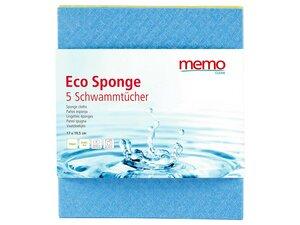 memo Schwammtücher, 5 Stk. - memo