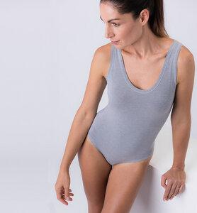 Naturstoff-Bodysuit - CasaGIN