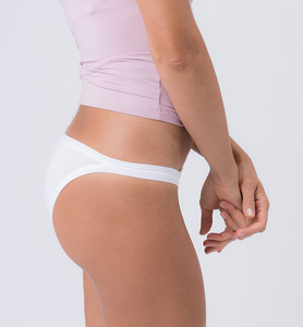 Damen-Tanga-Slip aus Naturstoff - CasaGIN