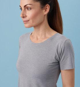 Lasergeschnittenes T-Shirt für Damen - CasaGIN