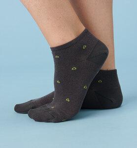 Kurze Socken aus Eukalyptusfaser und Baumwolle - CasaGIN