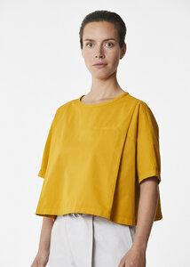 Bluse für Frauen aus feiner Biobaumwolle - SAM LANG
