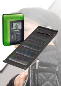 Sunload Solar Ladegerät für iPhone und Co. - Ecostreet