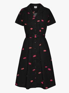 """Damen Kleid aus Bio-Baumwolle """"Sympathy For Sunshine"""" – Voulez Vous - Mademoiselle YéYé"""