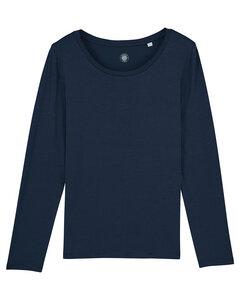 """Damen Langarmshirt aus Bio-Baumwolle """"Siena"""" - University of Soul"""