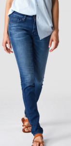 Juno Jeans - Mid Blue - Kings Of Indigo