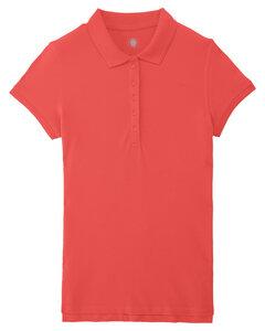 "Damen Poloshirt aus Bio-Baumwolle ""Lyn"" - University of Soul"