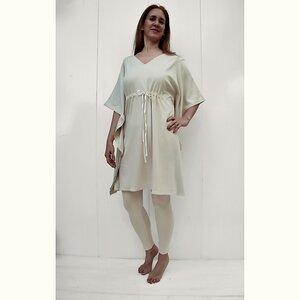 Justierbares Quadratisches Kleid - Biologische Pima Baumwolle - B.e Quality