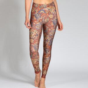 Yoga Leggings JAIPUR aus Komfort- Stretch mit Tasche - Magadi