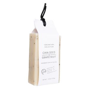 Seife Chia Seed/Grapefruit - TRANQUILLO