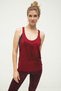 Yoga Tank Aja Logo - Kismet Yogastyle