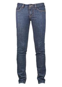 slim jeans ladies stone washed - bleed