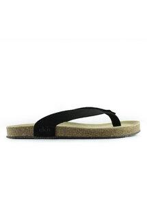 Sandal Black Vegan Man - ekn footwear