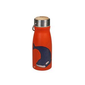 Thermosflasche Edelstahl Kinder - verschiedene Motive - The Zoo