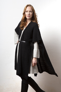 BETTE Bio Poncho Cape - meinfrollein